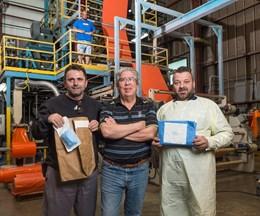 Brentwood Plastics Providing PPE Materials During Coronavirus Crisis