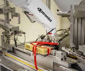 Brown Machine Group Acquires aXatronics Robotic Capabilities