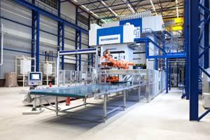 用于直接长纤维热塑性塑料的新型单挤出机