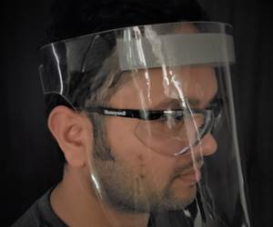 Dow Develops Simplified, Lightweight Design for Face Shields in the Fight Against Coronavirus; Calls Out for Fabrication Partner