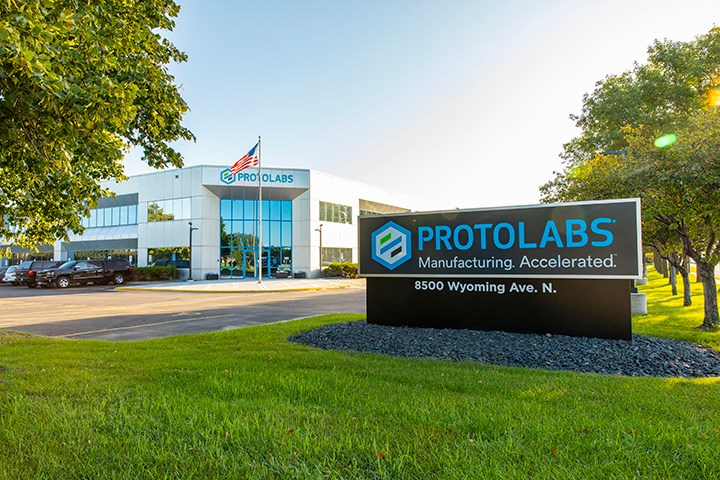 Protolabs shares digital manufacturing customer experience