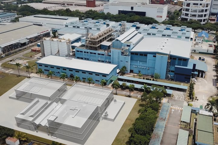 SABIC's Noryl and Ultem Singapore expansion due on stream in 2022.