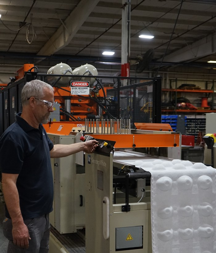 Sencorp Modifies Thermoforming Machines for Face Masks