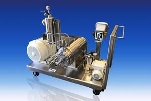 Mixing: High-Shear Mixer