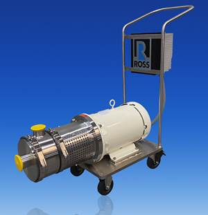 Mixing: Inline Rotor/Stator Homogenizers Can Be Moved About
