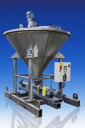 Mixing: Skid-Mounted Mixing and Pumping Station