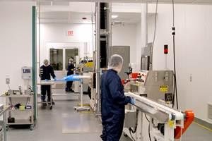 NewAge Adds Tubing Capacity in Coronavirus Fight