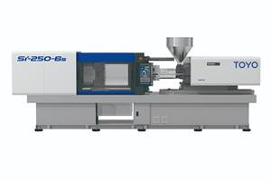 Injection Molding: New Machine Series Features Multiple Upgrades