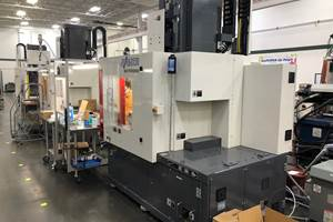 Diversified Plastics Installs Six Vertical Injection Molding Machines