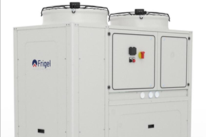 独立便携式风冷冷水机组投产