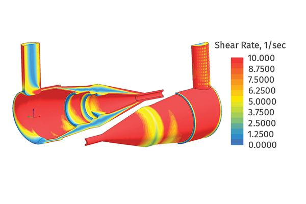第2部分医用导管:使用模拟故障诊断,优化处理和模具图像
