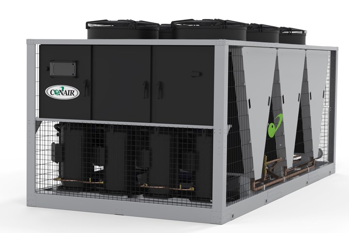 Conair's ECO air-cooled chillers