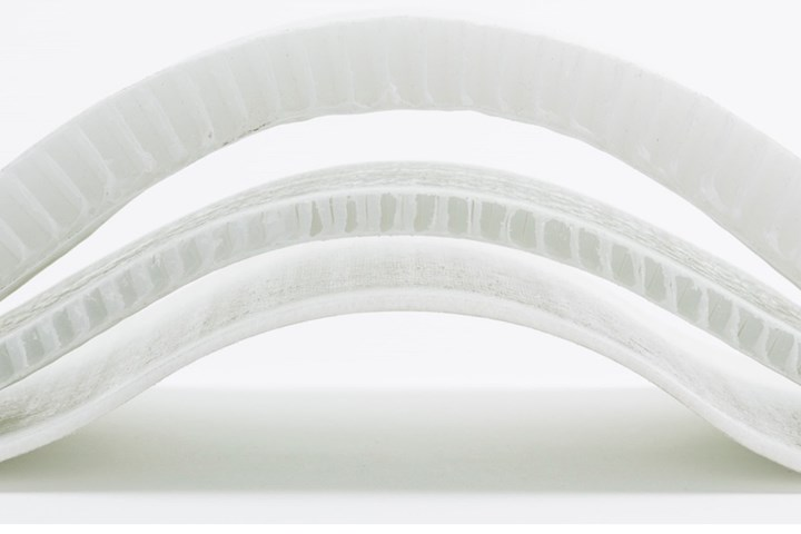 ThermHex Waben and Fraunhofer Institute advance thermoplastic honeycomb production
