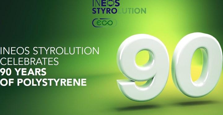 Ineos Styrolution celebrates 90 years of polystyrene