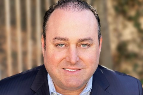 Verde Bioplastics' founder, president & CEO Brian Gordon.