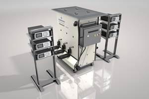专门用于清洁注塑模具的超声波系统
