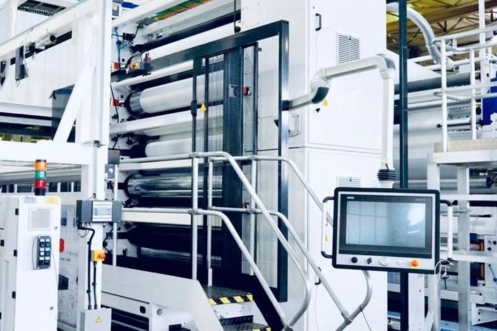 Film Machine Direction Orientation Equipment