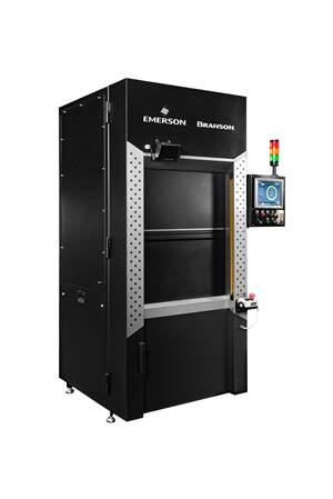 Laser Welder Offers Speed, Flexibility and Enhanced Manufacturing Capabilities
