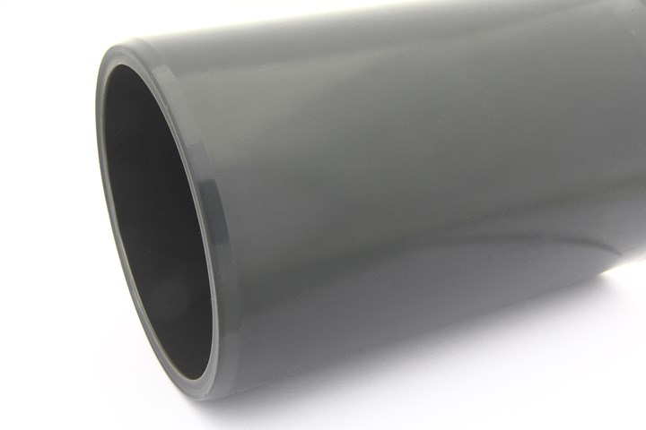 Saw PVC Pipe with No Dust or Chips