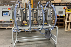 Crystallizing Dryer for Small Batches