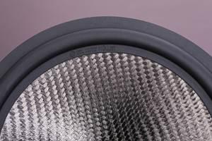 Thermoplastic Composite Sings in Next-Generation Loudspeaker Cones