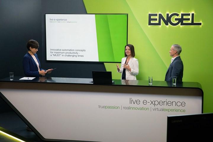 Engel virtual symposium