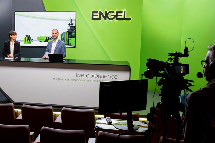 Engel e-live e-xperience