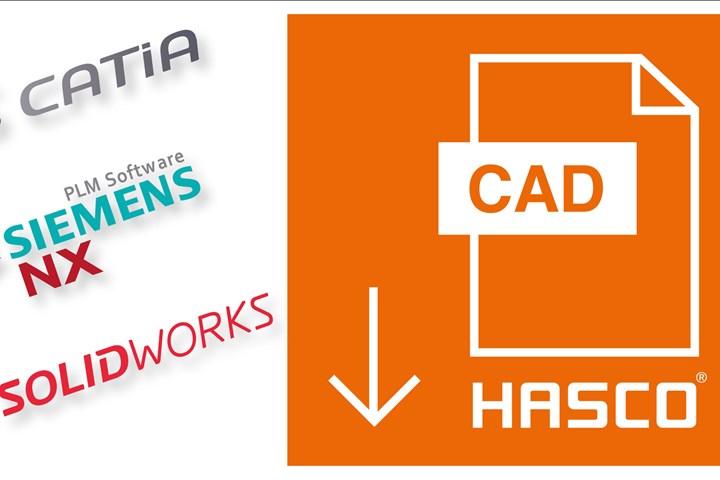 Hasco CAD database