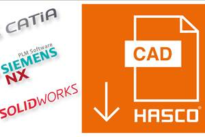 CAD Databases Extended With Key Information