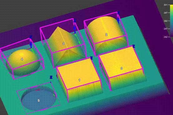 Cognex's breakthrough In-Sight 3D-L-4000 3D vision system tech