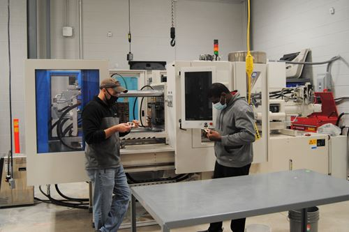 Michigan Community College Expands Manufacturing Engineering Center