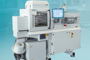 Clean-Room Ready Molding Machine