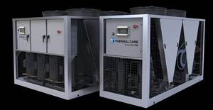 Outdoor Chiller Has Wide Range of Operating Conditions