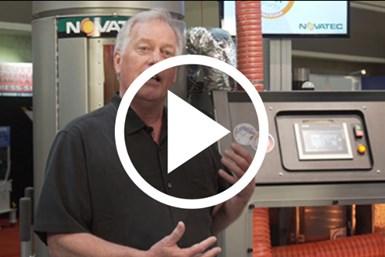 Novatec NWB+ Series Dryers Video