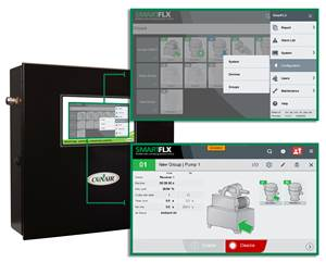 Conveying Control Offers Auto-Configuration,  Cost-Saving Diagnostics