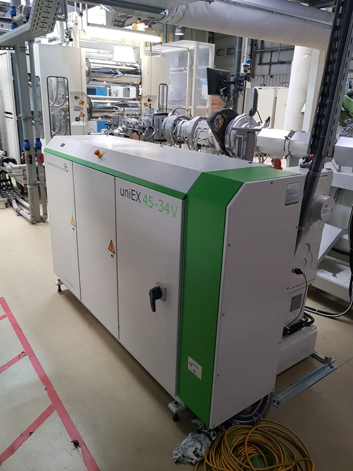 Compact Coextruders for Sheet
