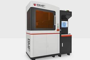 以原型制作和短期生产为目标的新型微型3D打印机
