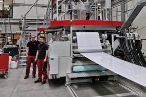 Starlinger生产新的白色rPET材料