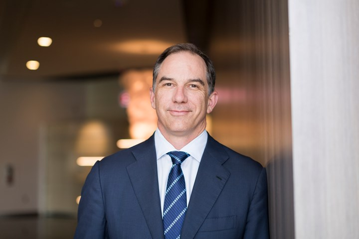 Eastman's board chair and CEO Mark Costa