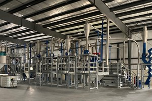 STF Group Installs Recycling Line Virtually at a Plant in Haiti