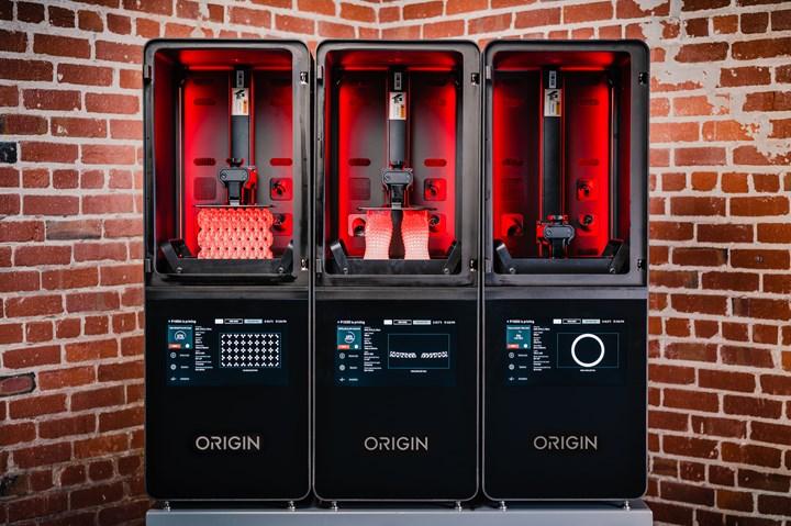 Origin 3D printers
