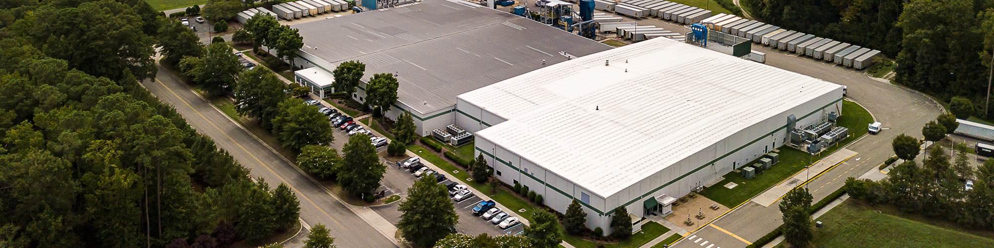 Canon HQ in Virginia