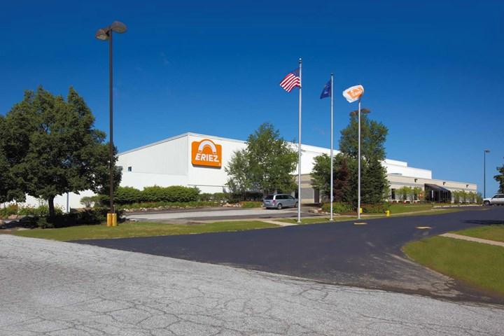 Expanded Eriez plant