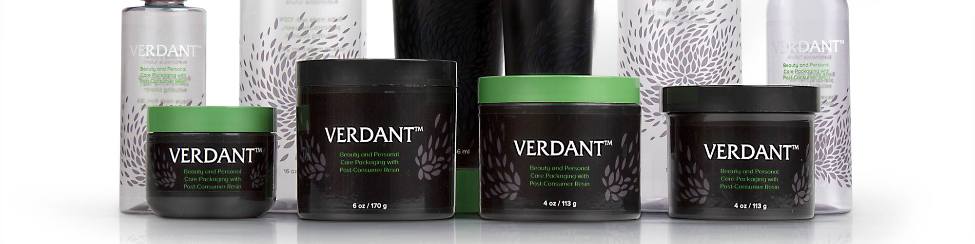 verdant recycled plastic packaging