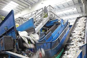 Global Bottle Maker Commits to Major Boost in Recycling