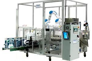 具有协同自动化功能的柔性包装机