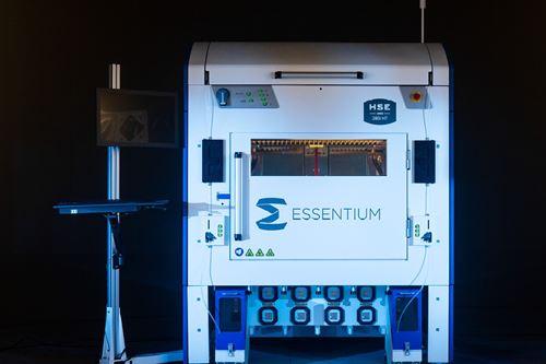 HSE 280i HT 3D打印机将在quick + TCT 2021年首次亮相