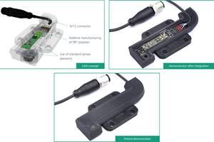 Fraunhofer IPA和Arburg为电子元件开发3D印刷传感器