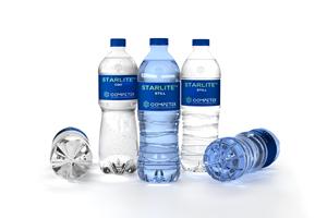 PET瓶的轻量化模具技术也节省了能源