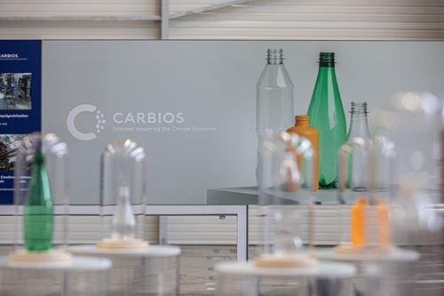 Carbios为其酶回收技术开放演示工厂